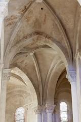 Eglise Saint-Michel - English:   Abbaye Saint-Michel de Gaillac. Gaillac. Occitanie, Tarn. France. Former abbey (Abbaye Saint-Michel de Gaillac). The church. Interior. The south ambulatory. The vaults; . Ref: PM_117805_F_GaillacPhoto: Paul M.R. Maeyaert. . © Paul M.R. Maeyaert; pmrmaeyaert@gmail.com