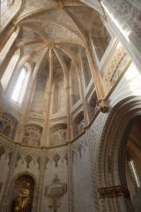 Eglise Saint-Michel - English:   Abbaye Saint-Michel de Gaillac. Gaillac. Occitanie, Tarn. France. Former abbey (Abbaye Saint-Michel de Gaillac). The church. Interior. North chapel. Built by Roger de Latour. The vaults.. Ref: PM_117845_F_GaillacPhoto: Paul M.R. Maeyaert. . © Paul M.R. Maeyaert; pmrmaeyaert@gmail.com