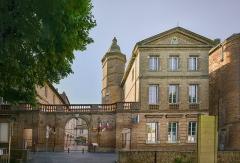 Hôtel de ville - English:  Town hall of Rabastens