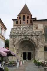 Eglise Saint-Pierre et son cloître - Église Saint-Pierre de Moissac église, cloître
