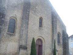 Eglise Saint-Vincent - English:   Church Saint-Pierre in Varen, France