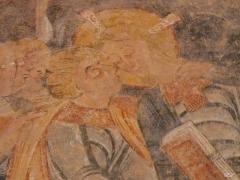 Eglise Saint-Martin - Français:   Baiser de Judas