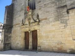 Ancienne église des Carmes - English: Saint-Amand-MontrondÉglise de Carmes Hôtel de la Villes