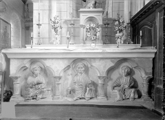 Eglise Sainte-Solange -