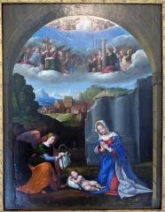 Ancien évêché et ses jardins, actuellement Musée des Beaux-Arts -