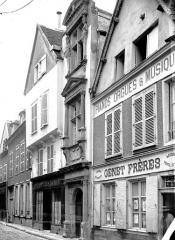 Maison dite du Médecin Huvé - French architectural photographer