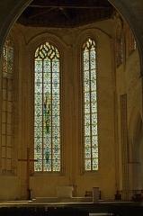 Eglise de la Madeleine -  Eglise de la Madeleine.  Le choeur.
