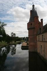Ancien aqueduc de Pontgouin à Versailles (également sur communes de Maintenon et Berchères-Saint-Germain) -  IMG_8716
