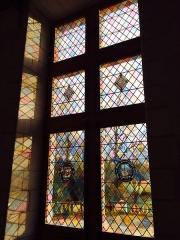 Château Gaillard - Français:   Art du vitrail XVsiècle
