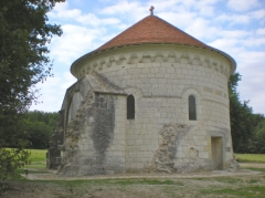 Ancienne chartreuse du Liget -  Chapelle du Liget
