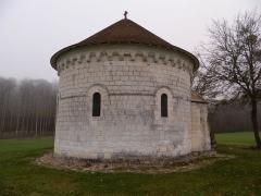Ancienne chartreuse du Liget - Chapelle Saint-Jean-du-Liget