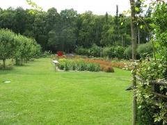 Château du Rivau - English: Garden of the Château du Rivau