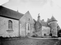 Eglise paroissiale Saint-Epain -