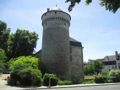 Ancien palais des Gouverneurs - עברית: מצודת טור