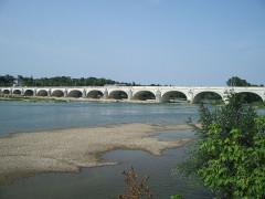 Grand Pont, dit Pont de pierre ou Pont Wilson -