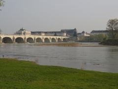 Grand Pont, dit Pont de pierre ou Pont Wilson -  Pont Wilson à Tours