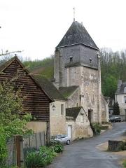 Eglise Saint-Genest - English:   Church of Lavardin, Loir-et-Cher, France