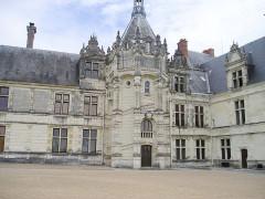 Château - Deutsch: Schloss Saint-Aignan, Loir-et-Cher