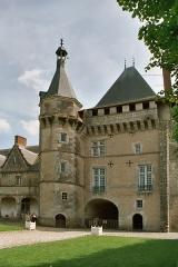 Domaine du château de Talcy - Français:   Talcy le château Auteur GIRAUD Patrick