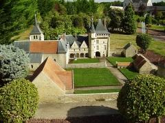 Domaine du château de Talcy - Français:   Mini-Châteaux, Val de Loire