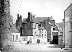 Château de Dunois, actuellement Musée de l'Orléanais -