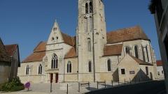 Eglise Saint-Aignan -  Eglise de Bonny sur Loire