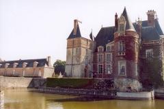 Château de la Bussière, actuellement musée de la Pêche -  France Loiret La Bussière Le château  Photographie prise par GIRAUD Patrick