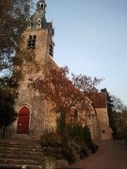Eglise Saint-Etienne - Français:   Eglise St Etienne Chateau-Renard