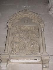 Eglise Saint-Etienne - Français:   Château-Renard - église St-Étienne - Chemin de croix - station 3