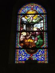 Eglise Saint-Liphard - Collégiale Saint-Liphard de Meung-sur-Loire (Loiret, France), Saint Liphard désignant saint Urbice comme son successeur, Lobin, 1887