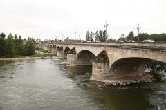 Pont George V -  Pont George V à Orléans