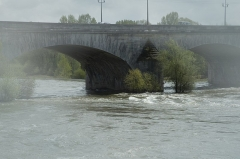 Pont George V -  Orleans, Loiredal
