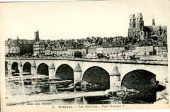 Pont George V - English: Orleans, Vue Generale