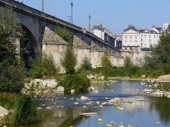 Pont George V - English: George V Bridge, Orléans, Loiret, France