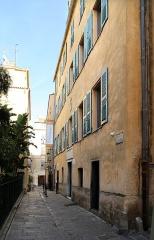 Maison de Napoléon Bonaparte - English:   Musée de la Maison Bonaparte
