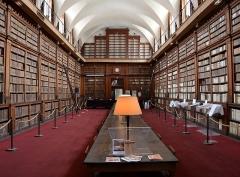 Palais Fesch - Deutsch:   Bibliothek in Ajaccio