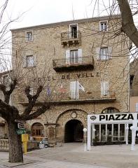 Hôtel de ville - English: Town hall of Sartène