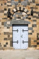 Eglise de la Sainte-Trinité - Nederlands: Église de la Trinité et de San Giovanni portaal