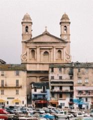 Eglise Saint-Jean-Baptiste -  Cathédrale de Bastia