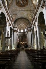 Eglise Saint-Jean-Baptiste - English: Église Saint-Jean-Baptiste de Bastia