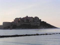 Remparts de la citadelle et Tour du Sel - Deutsch: Zitadelle von Calvi