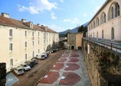 Citadelle - English: Citadelle de Corte