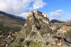 Citadelle - English: Views of Corte