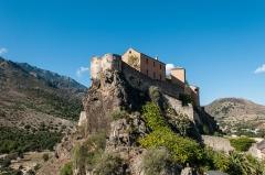 Citadelle -  La Citadelle in Corte, Corsica