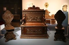 Citadelle - English: Collections of the Musée de la Corse