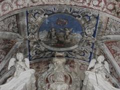 Eglise Saints-Pierre-et-Paul - Deutsch:   Engel am Altar der Kirche Saint Pierre et Saint Paul in Piedicroce.