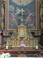 Eglise Notre-Dame-des-Arts - Intérieur de l'Église Notre-Dame-des-Arts.