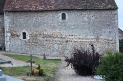 Eglise Saint-Christophe - Français:   Reuilly - Eglise Saint-Christophe