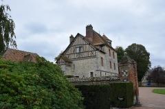 Domaine de la Forestière ou maison de Michelet, actuellement Musée Michelet -  Château de Vascoeuil