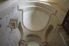 Eglise de l'Assomption de la Très-Sainte-Vierge - Deutsch: Le Chalard, Haute-Vienne, Frankreich - Kirche
